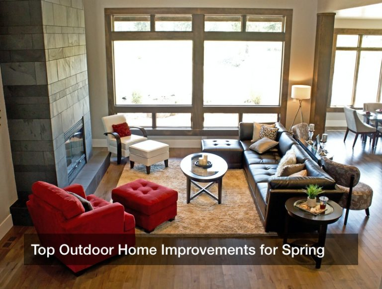 Top Outdoor Home Improvements for Spring