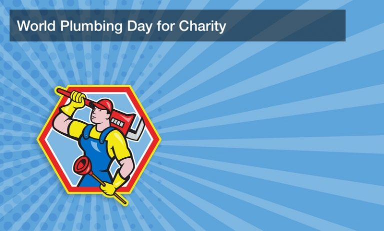 World Plumbing Day for Charity