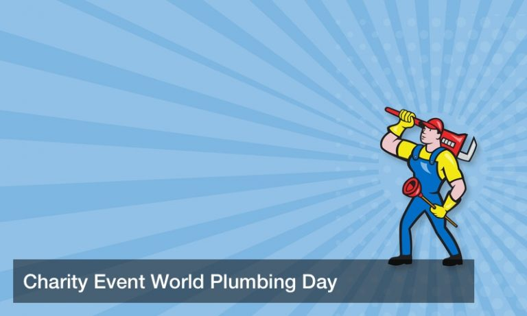 Charity Event World Plumbing Day