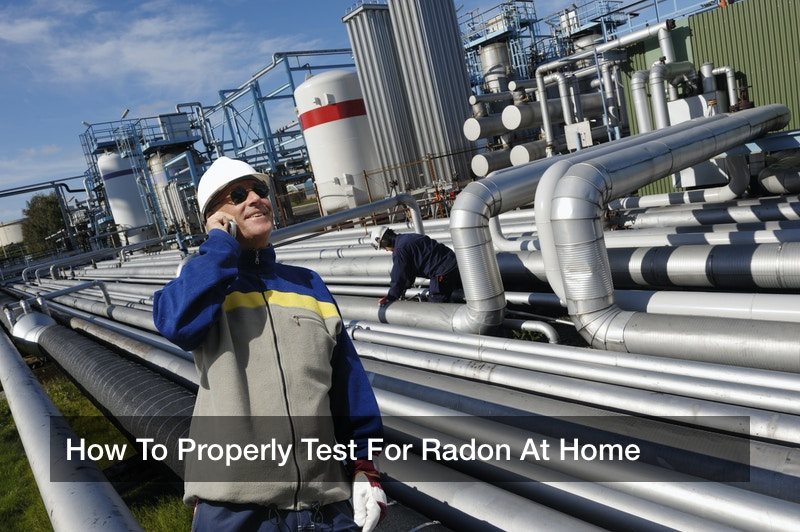How To Properly Test For Radon At Home