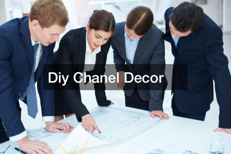 Diy Chanel Decor