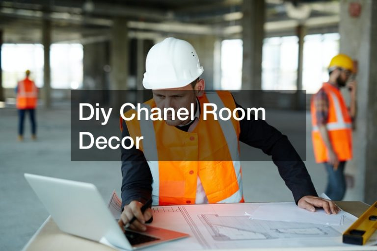 Diy Chanel Room Decor