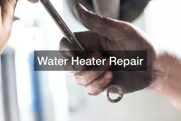 Water heater repair —- YOUTUBE VIDEO