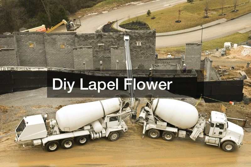 Diy Lapel Flower