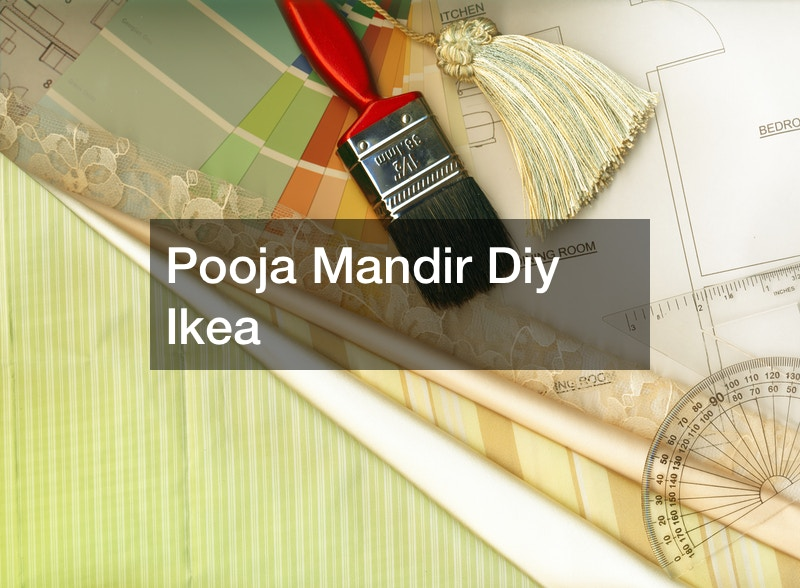 Pooja Mandir Diy Ikea