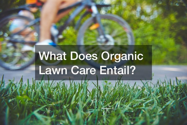 What Does Organic Lawn Care Entail?