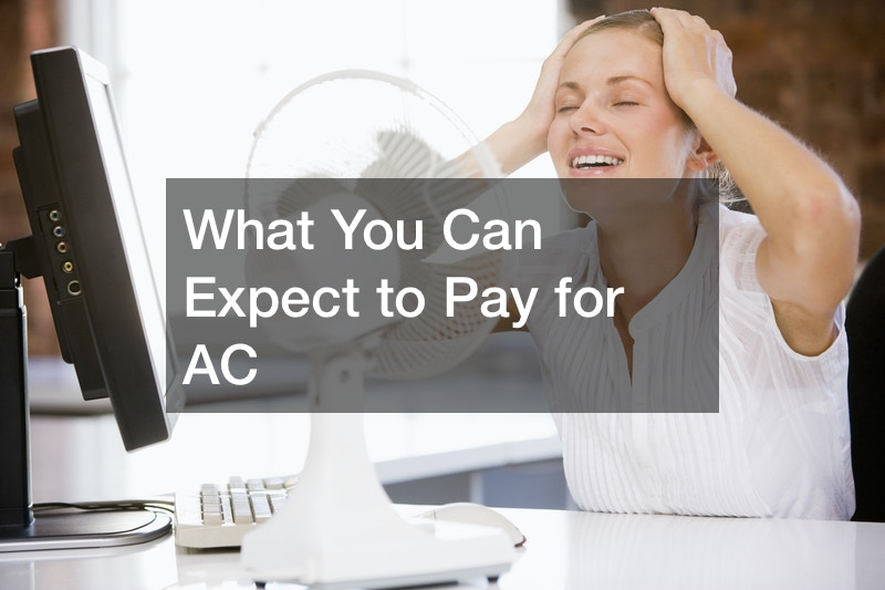 What You Can Expect to Pay for AC